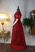 21 antique gauze dress 1828