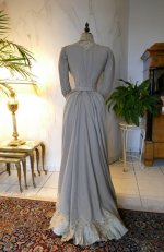 20 antique dress Redfern 1901