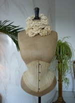 7 antique waist corset 1890
