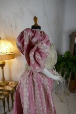29 antique ball gown 1895