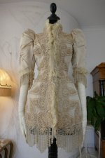 18 antique silk jacket 1895
