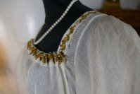 37 antique empire dress 1802