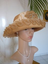 antique hat, summer hat 1910, hat 1910, hat 1912,  antique dress, antique gown, german hat