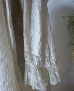 8 antique Peignoir 1895