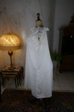 6 antique nightgown 1900