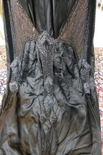 30 antique dinner dress Hamburg 1906