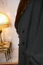 16 antique mens coat Herman Hoffmann 1925