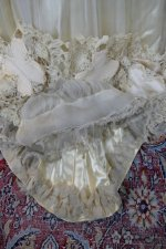 22 antique ball gown 1900