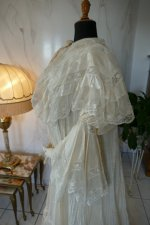 19 antique dressing gown 1890