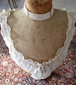 1 antique corset cover 1900