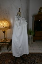 10 antique nightgown 1900