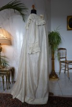 15 antique Peignoir 1895