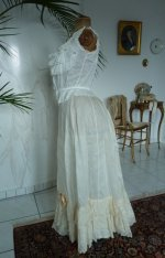 14 antique petticoat