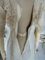 98 antique wedding gown