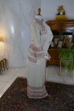30 antique PLYM Walking dress 1912