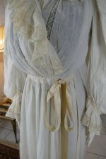4 antique nightgown 1897
