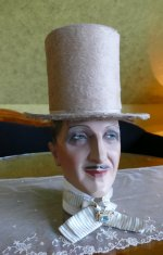 4antique top Hat 1845