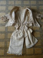 86 antique bridal gown 1874