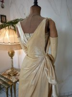 23 antique evening Dress 1919