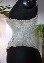 12 antique corset 1889
