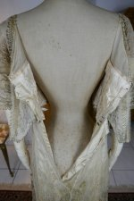 37 antique evening dress 1912