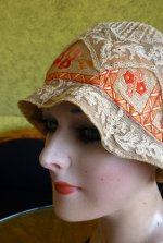 4 antique cloche hat 1927