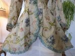 5 antique silk jacket 1750