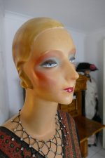 8 antique Siegel Mannequin 1932