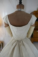 30 antique ball gown 1865