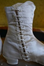 7 antique HOBBS Wedding Boots 1860