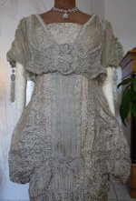 4 antique Maurice Mayer gown 1913