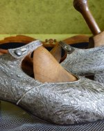 8 antique flapper shoes 1920