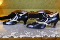 4 antique business shoes 1926