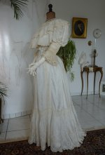 22 antique summer dress 1901