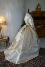 35 antique wedding dress 1876