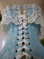 29 antique corset 1908