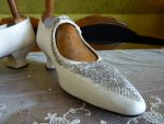 11 antique wedding shoes 1908