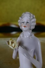 13 antique tea doll 1920