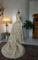 33 antique court dress 188