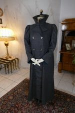 6 antique travel coat 1908