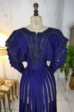 25antique afternoon dress 1906