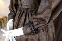 40 antique afternoon dress 1840