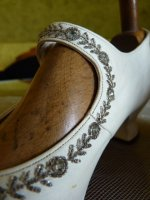 12 antique wedding shoes 1908
