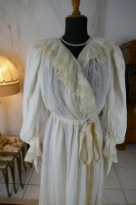 3 antique nightgown 1897