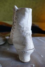 23 antique wedding boots 1855