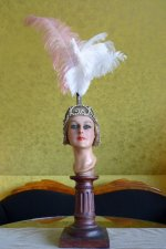 7 antique headpiece 1920
