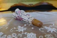 9 antique doll Umbrella 1929