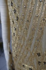 5 antique beaded flapper evening dress 1922