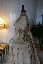30 antique robe a la Francaise 1770