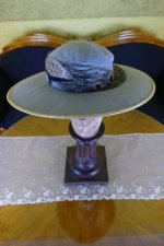 5 antique Hat 1913